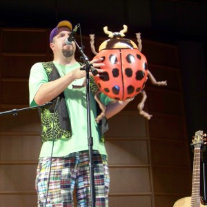 Bug Songs - Children's Party Entertainment in Longmont, Colorado