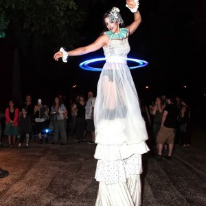 StiltGirl - Stilt Walker in Philadelphia, Pennsylvania