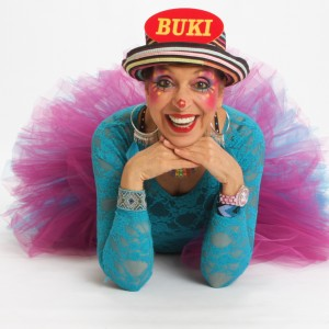 BUKI the Clown - Face Painter / Clown in San Rafael, California