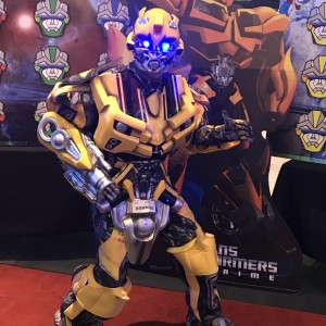 BumbleBee - Costumed Character / Interactive Performer in Phoenix, Arizona
