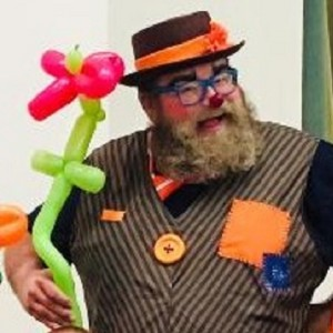 Bungles the Balloon Guy - Balloon Twister in Houston, Texas