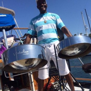 Bunguy Steel Pan Mon - Steel Drum Player in Anaheim, California