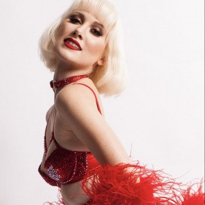 Barbie Bloodgloss - Burlesque Entertainment in San Francisco, California