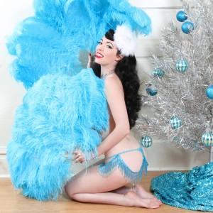 Burlesque Performer Frankie Sin - Burlesque Entertainment in Los Angeles, California