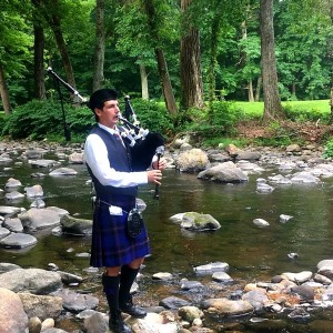 Burlew Bagpiping - Bagpiper in Pittsburgh, Pennsylvania