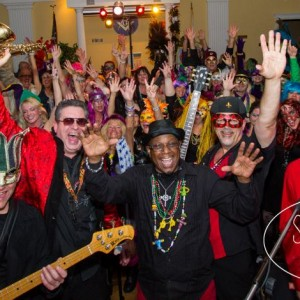 Burning James and the Funky Flames - Funk Band in San Luis Obispo, California