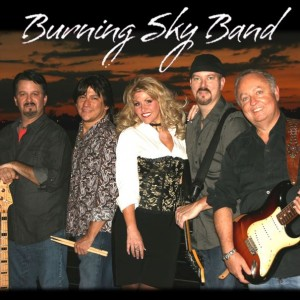 Burning Sky Band - Classic Rock Band in Rockwall, Texas