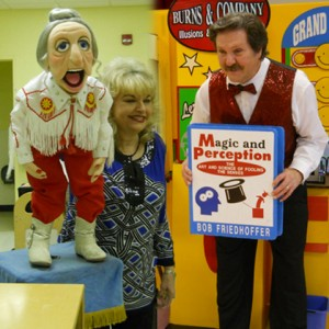 Burns & Company's Magic & Ventriloquism - Magician / Balloon Twister in Clemmons, North Carolina
