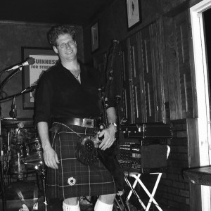 Burt Mitchell - Bagpiper / Wedding Musicians in Roanoke, Virginia