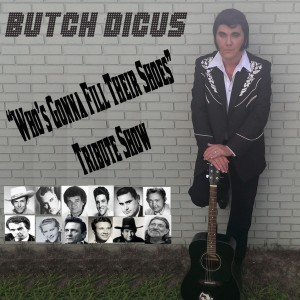 Butch Dicus - Johnny Cash Impersonator in Jacksonville, Arkansas