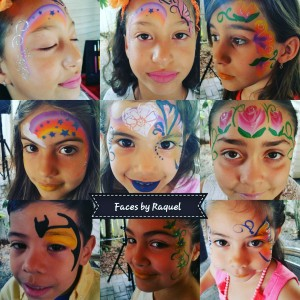 Butterfly Events - Face Painter in Fort Lauderdale, Florida