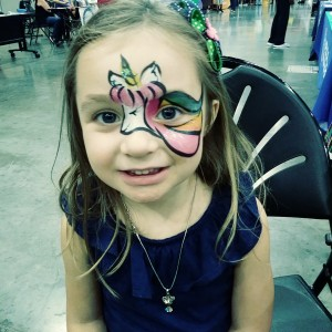 ButterflyFACES Makeup Artistry - Face Painter in Jackson, Mississippi