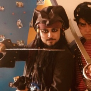Buzo's Boredom - Johnny Depp Impersonator / Children's Party Entertainment in El Paso, Texas