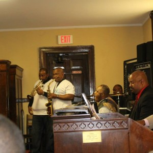 Byron Lampkins - Gospel Music Group in Wilmington, North Carolina