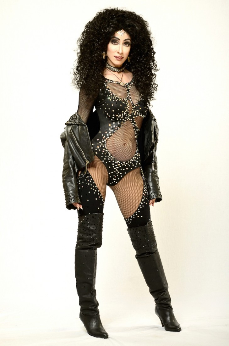 Hire Cher And Lady Gaga Impersonator Betty Atchison