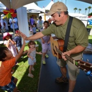 Children's Music Party with Ranger Jack - Children's Party Entertainment in Whittier, California