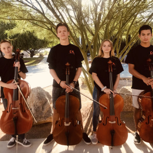 C4 Cellos - Cover Band / Party Band in Tucson, Arizona
