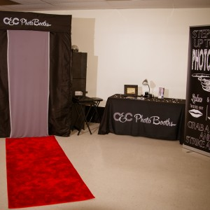 C & C Photo Booths - Photo Booths / Wedding Services in Dubuque, Iowa