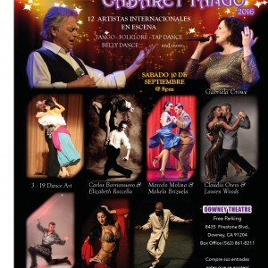 Cabaret Tango - Dance Troupe / Variety Show in Pasadena, California