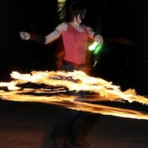 Cachet Hoops - Hoop Dancer in Indianapolis, Indiana