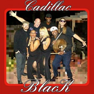Cadillac Black - Dance Band in Springfield, Missouri
