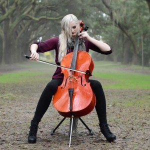 Caitlin Delaney - Cellist in Greenville, South Carolina