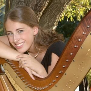 Caitlin Michelle Desjardins, Harpist