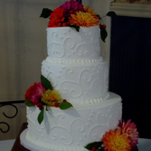 Cakes du jour - Cake Decorator in Wilmington, North Carolina
