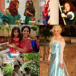 Caldwell Cottage Parties & Events - Princess Party in Lubbock, Texas