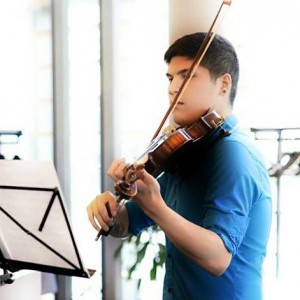 Caleb Tizon - Violinist in Shoreline, Washington