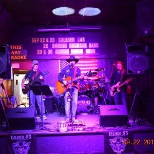 Caliber .45 - Country Band / Wedding Musicians in Farmville, North Carolina