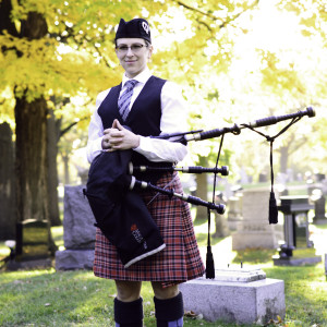 Call of the Loon Bagpiping - Bagpiper / Celtic Music in St Paul, Minnesota