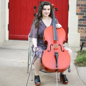 Callie Stiewig - Cellist in Dallas, Texas