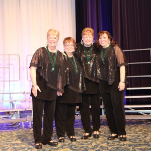 .Calm Quartet - Barbershop Quartet / Singing Group in Cleveland, Ohio