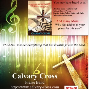 Calvary Cross - Christian Band / Praise & Worship Leader in Johnstown, Pennsylvania
