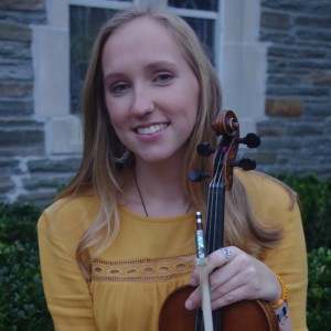Camden Stohl - Violinist in Wilmington, North Carolina