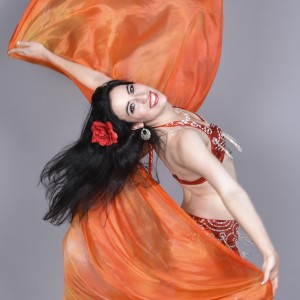 Camellia - Belly Dancer in Sacramento, California
