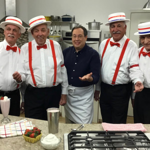 CAMEO Barbershop Quartet - A Cappella Group in Boca Raton, Florida