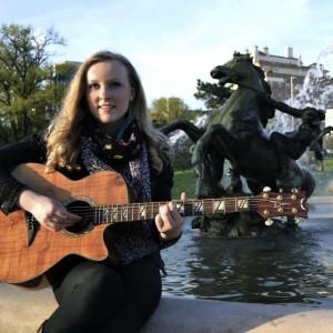 Camille Elaine - Singing Guitarist in Austin, Texas