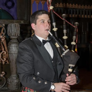 Campbell Webster - Bagpiper in Concord, New Hampshire