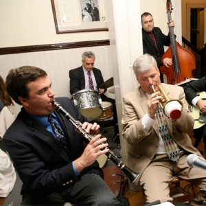 Campbell's Jazz Soup - Jazz Band / 1940s Era Entertainment in San Francisco, California