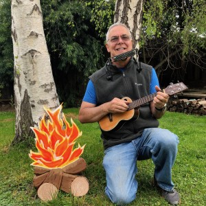 Campfire Ken - Multi-Instrumentalist / Guitarist in San Jose, California