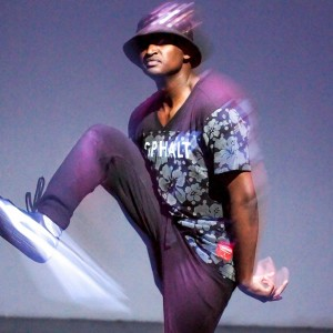 Canadian Caribbean  Hip Hop Dancer