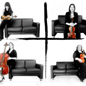 Canadian String Quartet Association - Violinist in Montreal, Quebec