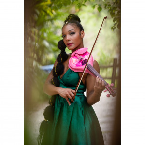 Candi The Violinist - Violinist in St Petersburg, Florida