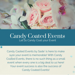 Candy Coated Events - Event Planner / Candy & Dessert Buffet in Spring, Texas