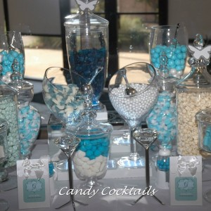 Candy Cocktails by Charlene - Candy & Dessert Buffet / Princess Party in Mansfield, Texas
