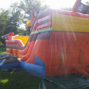 Candy Lane and Moonbounce Rentals LLC - Party Inflatables / Outdoor Party Entertainment in Shelton, Connecticut