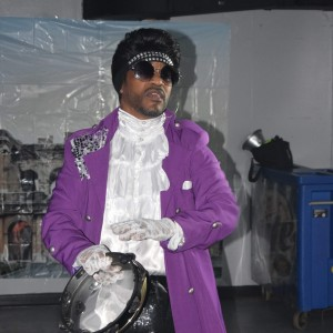 Candyman - Prince Tribute in Atlanta, Georgia