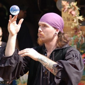 Cannonball James - Street Performer / Juggler in Branson, Missouri